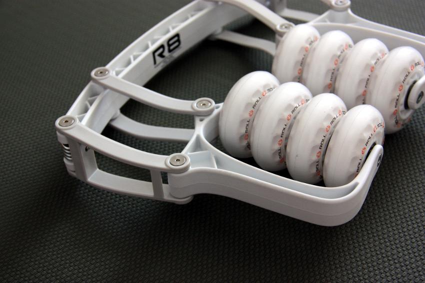 Die Roll Recovery R8 wurde von Athleten für Athleten gemacht.