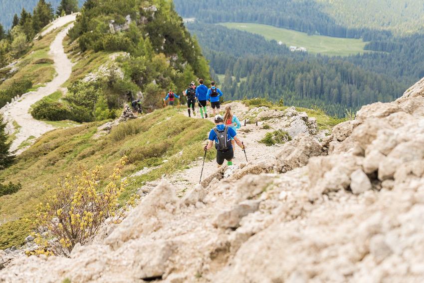 Downhill!! Foto: Sportscheck